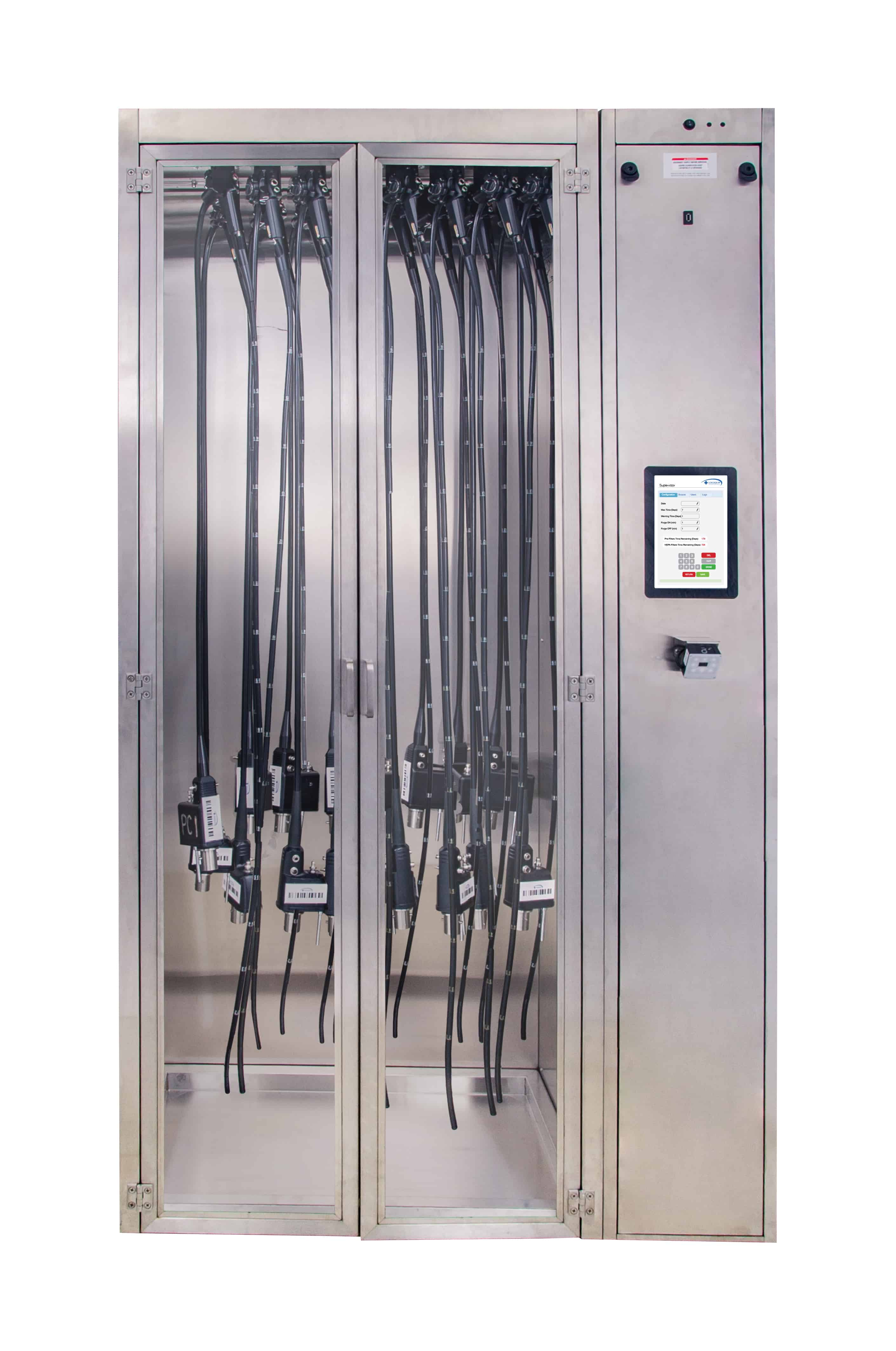 Endoscopy Department: Endoscopy Equipment