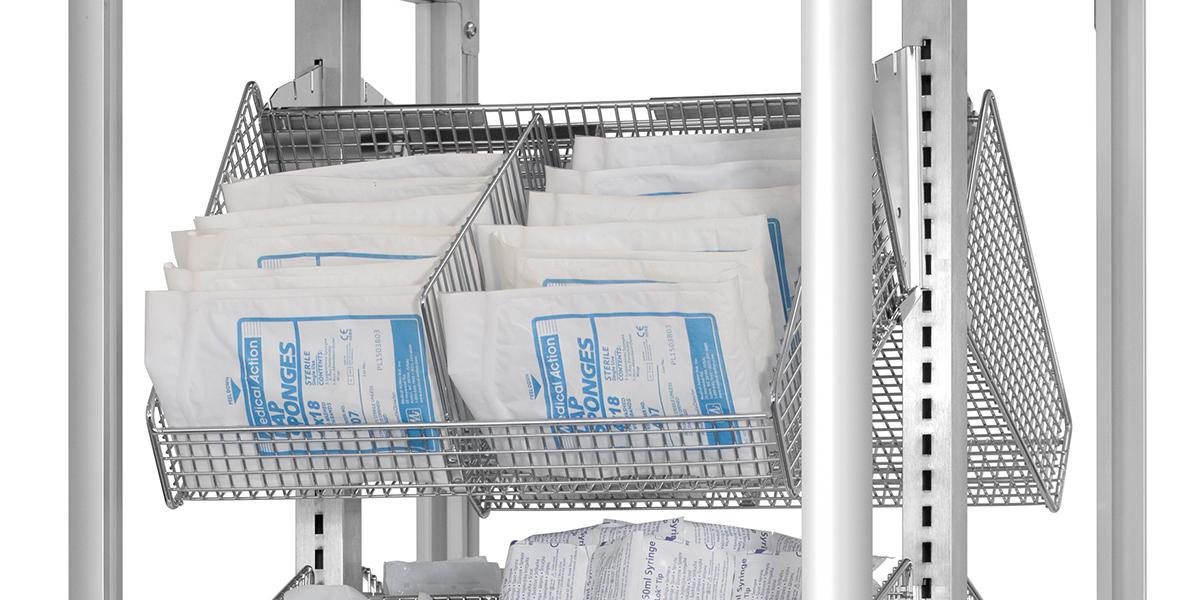 Distribution Carts Fully Customizable