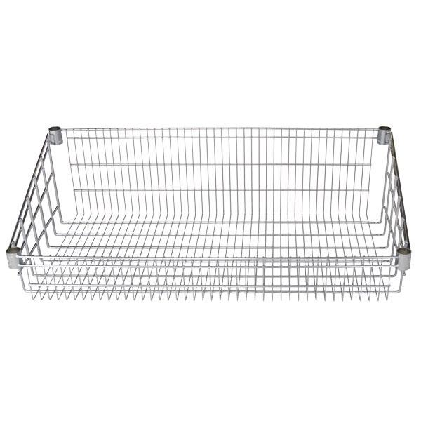LQS Basket Shelving