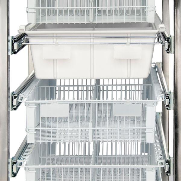 ParStor Max Storage Capacity